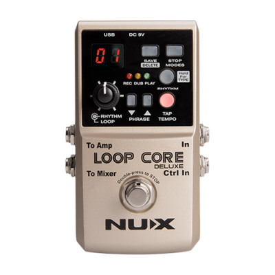 NUX LOOP CORE DELUXE + NMP 2