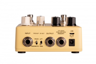 PEDAL NUX ACUSTIC PREAMP NAP-5