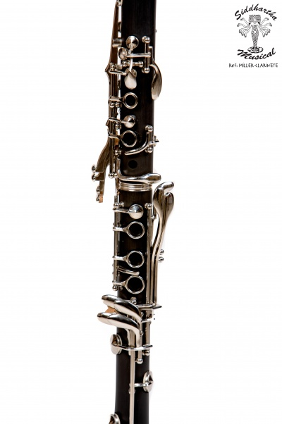 CLARINETE MILLER MCL 201B